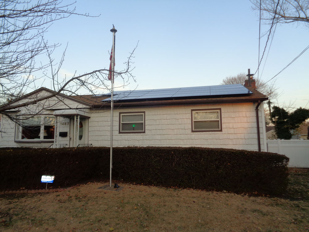 Solar Installation Northport