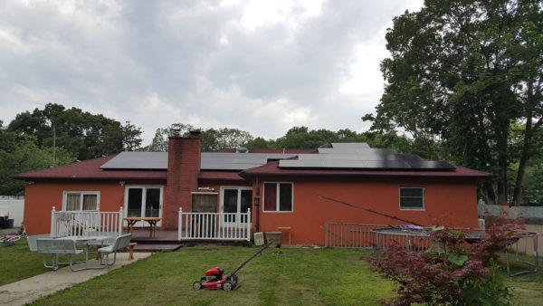 Solar Installation BayShore, NY