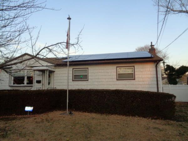 Solar Installation Phillip Reichenberger